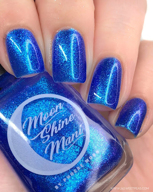 Moon Shine Mani Thank you Mood 25 Sweetpeas