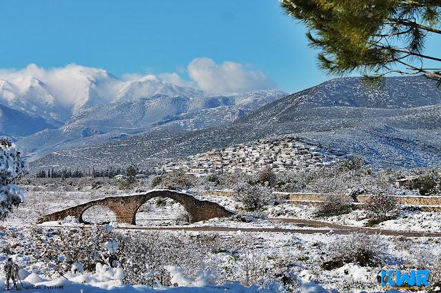 Σαν Σήμερα ''Το χιονισμένο Κορακοβούνι''  (photo)
