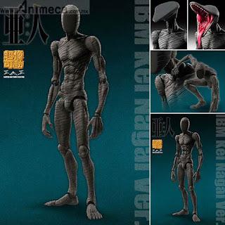 Figura IBM Original Work Ver. Kei Nagai Ver. / Sato Ver. Super Action Statue Ajin
