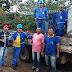 Vereador Evandro Macarrão agradece a equipe de iluminação pública pelo serviço prestado em Serra do Vento
