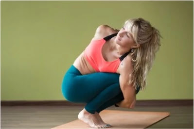 lower back pain - Pasasana exercise