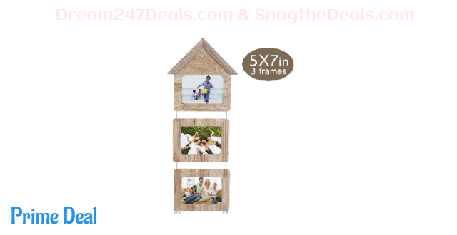 55% off Picture Photo Frame--3pack