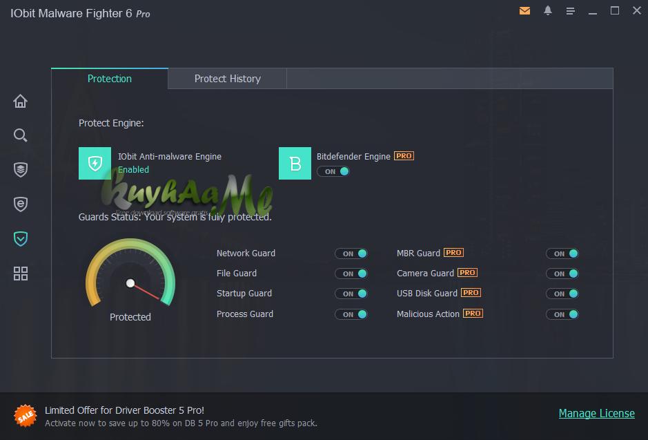 IObit Malware Fighter kuyhaa