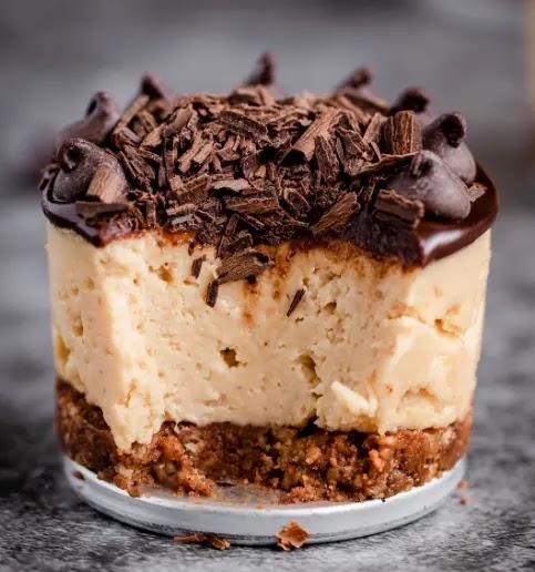 Keto Quick No-Bake Cheesecakes