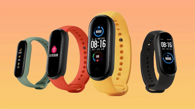 Xiaomi Launches Mi Fitness Band 6 With AMOLED Display