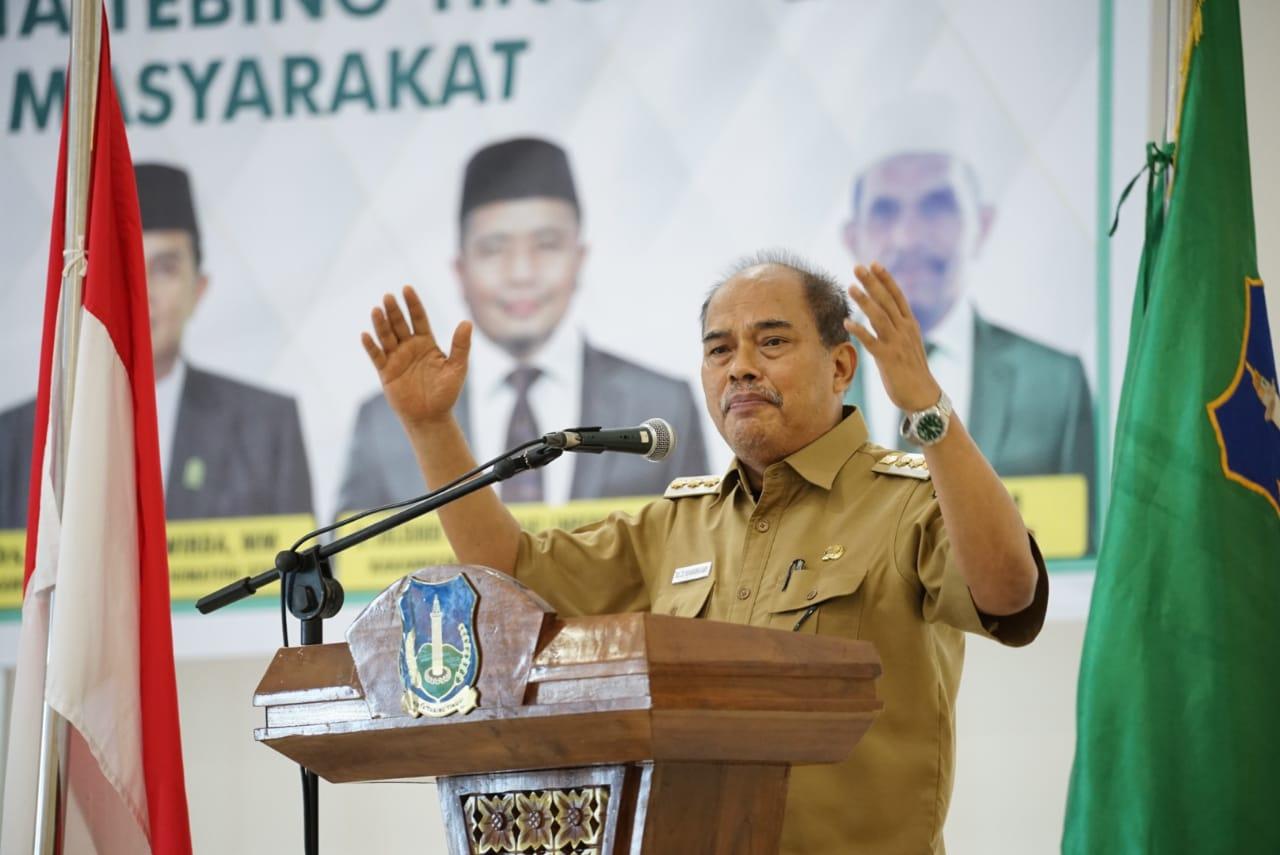 Walikota : Penyediaan Mess Mahasiswa Tebingtinggi di Medan Menjadi Prioritas