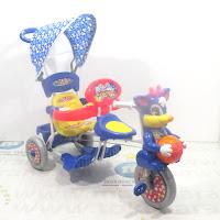 royal ry8598c baby ball boncengan tricycle