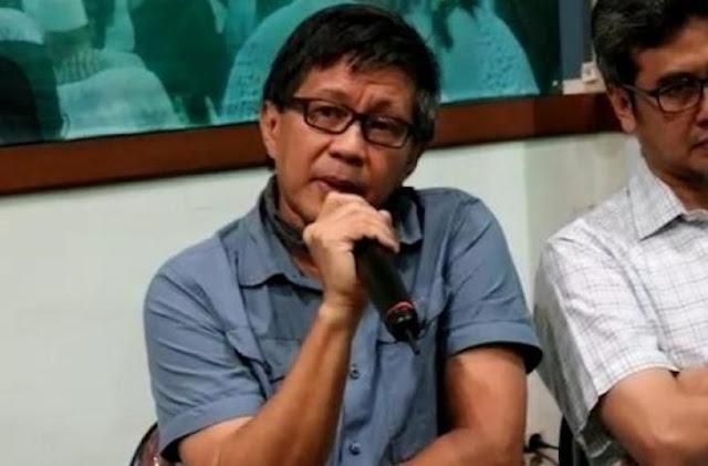 Rocky Gerung: MK Itu Otaknya Di Istana, Kakinya Dirante Senayan, Hanya Tangannya Yang Bebas Transaksi