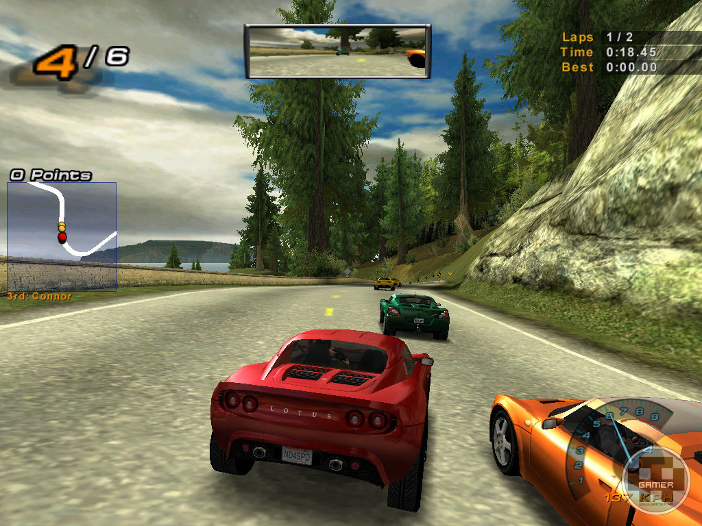Psxtreme S Playstation Playground Need For Speed Hot Pursuit 2