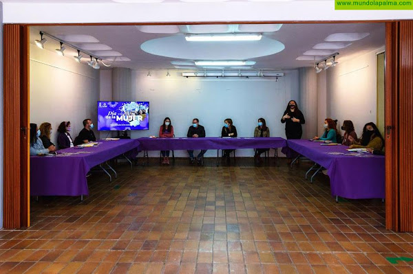 El Paso reivindica un futuro igualitario frente a los perjuicios de la pandemia