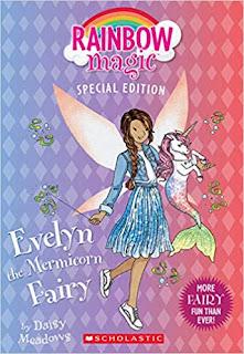 Rainbow Magic: Evelyn the Mermicorn Fairy