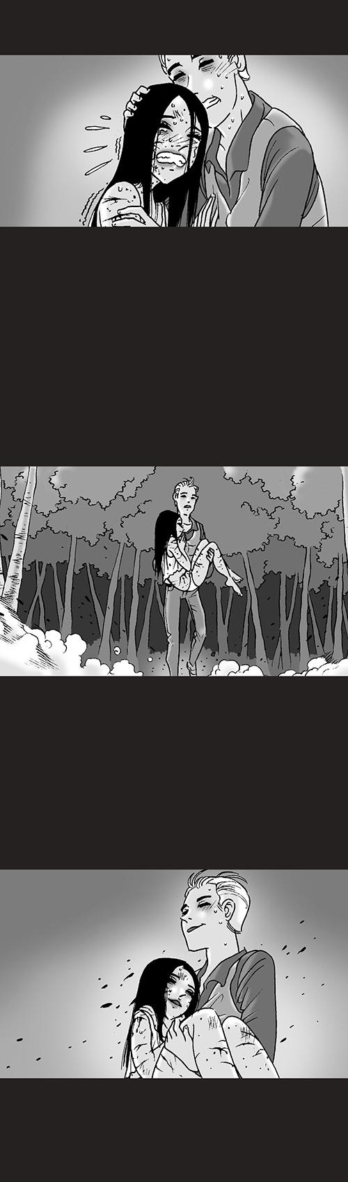 Silent Horror chap 29: Người ngoài hành tinh