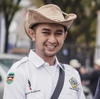 Enjang Sugianto kaget dirinya didaulat jadi Ketua KTNA Kecamatan Kiarapedes periode 2019-2024