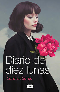 Diario de diez lunas de Carmen Garijo