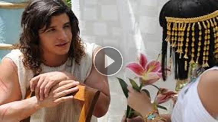 Assistir José do Egito Online 22/01/2016 Capítulo 10