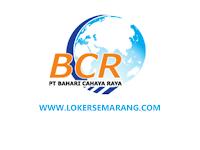 Loker Semarang Operation EMKL Import di PT Bahari Cahaya Raya Indonesia