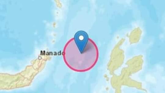 Gempa magnitudo 7,4 kembali guncang Maluku warga dihimbau waspada sunami