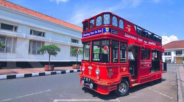 Yogyakarta Naksir Bus Wisata Bandung