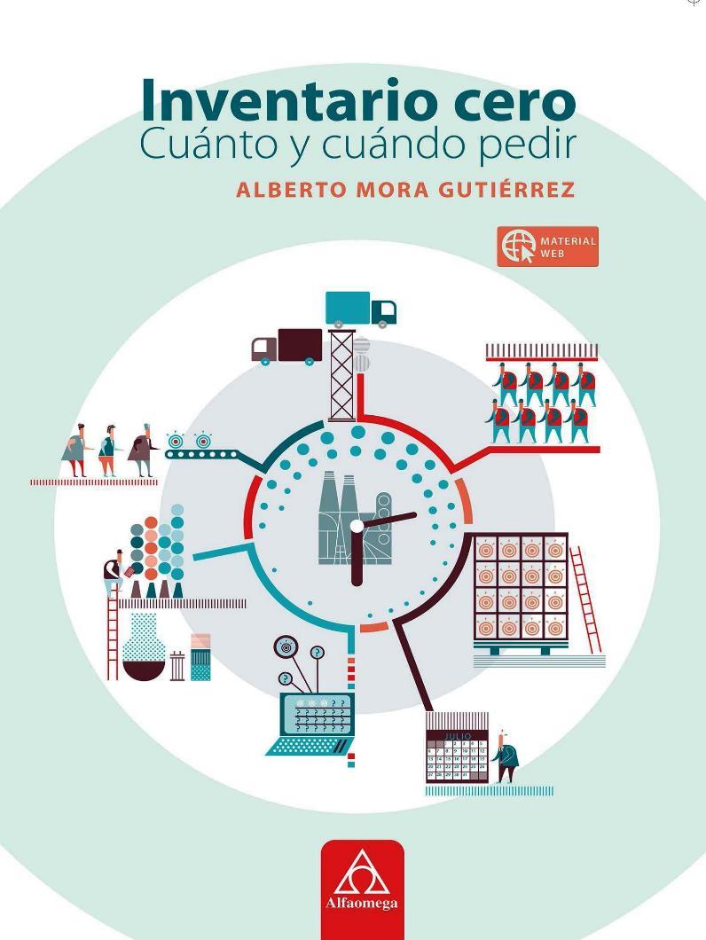 Inventarío cero: Cuándo y cuánto pedir – Alberto Mora Gutiérrez