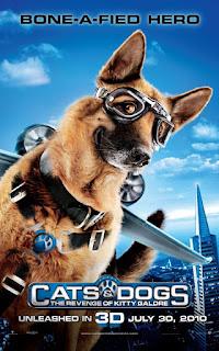 Cats & Dogs 2: The Revenge of Kitty Galore (2010) สงครามพยัคฆ์ร้ายขนปุย 2 : ตอน คิตตี้ กาลอร์ ล้างแค้น