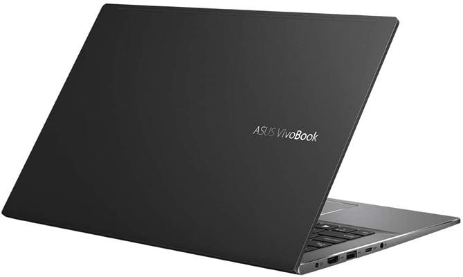 ASUS VivoBook S14 M433IA-EB069: ultrabook de 14'' con procesador AMD Ryzen 7, teclado en español y disco SSD