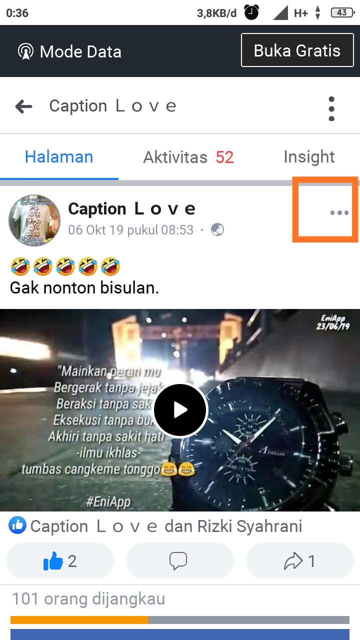 Cara Menyimpan Video di Facebook