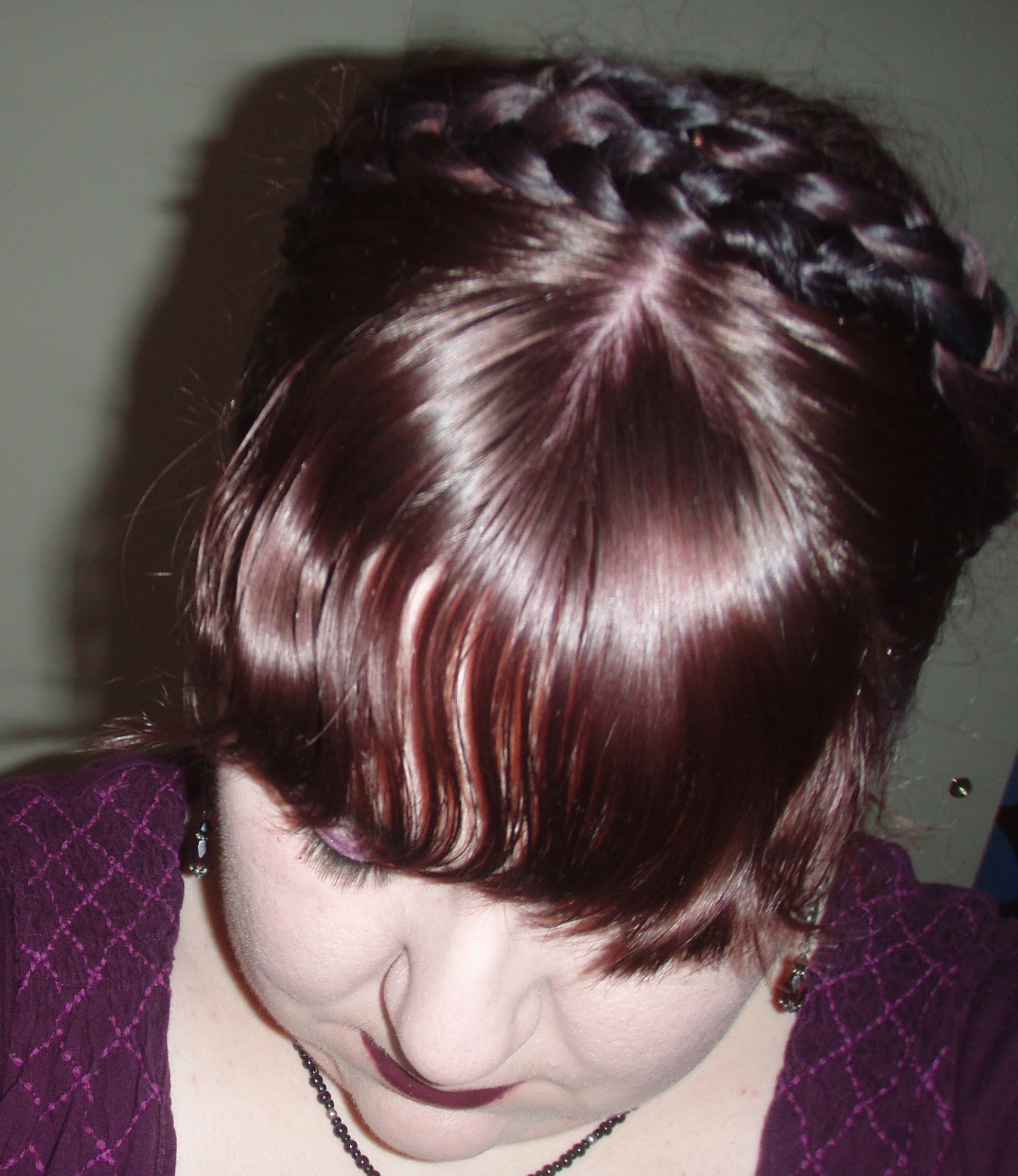 german hair braid german braid hair how how to braid your ...