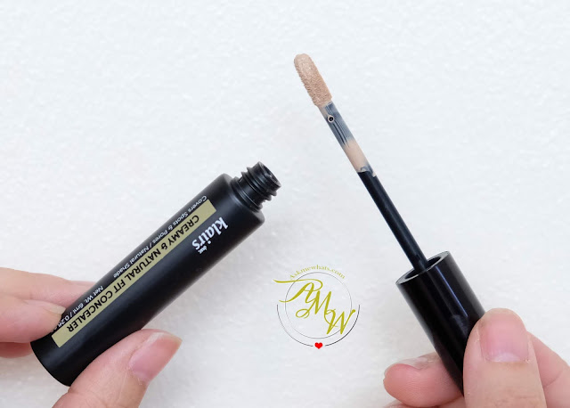 a photo of dear Klairs Creamy & Natural Fit Concealer Review by Nikki tiu of askmewhats.com
