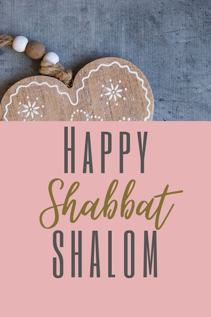 Shabbat Shalom Greeting Card Wishes | 10 Free Colorful Picture Card Images