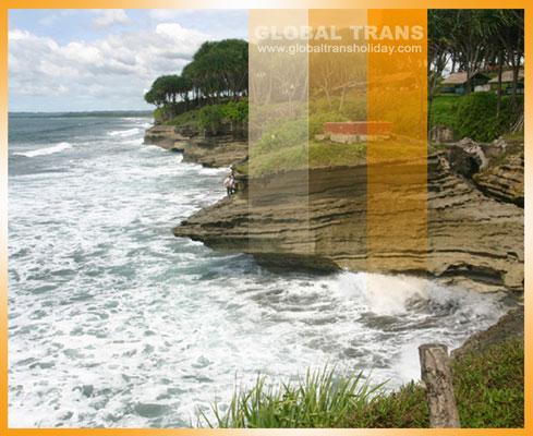 Wisata Batu Hiu Pangandaran