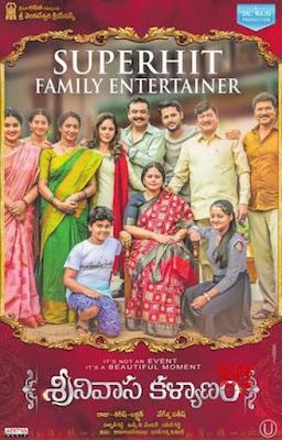 Srinivasa Kalyanam 2019 Hindi Dubbed 720p HDRip 900mb