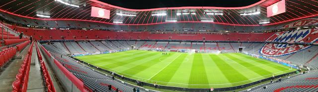 Stadion Bayernu Monachium Allianz Arena