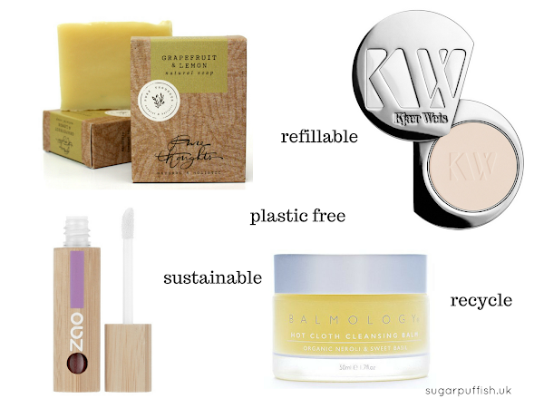 Natural Beauty Brands with Plastic Free or Zero Waste Packaging
