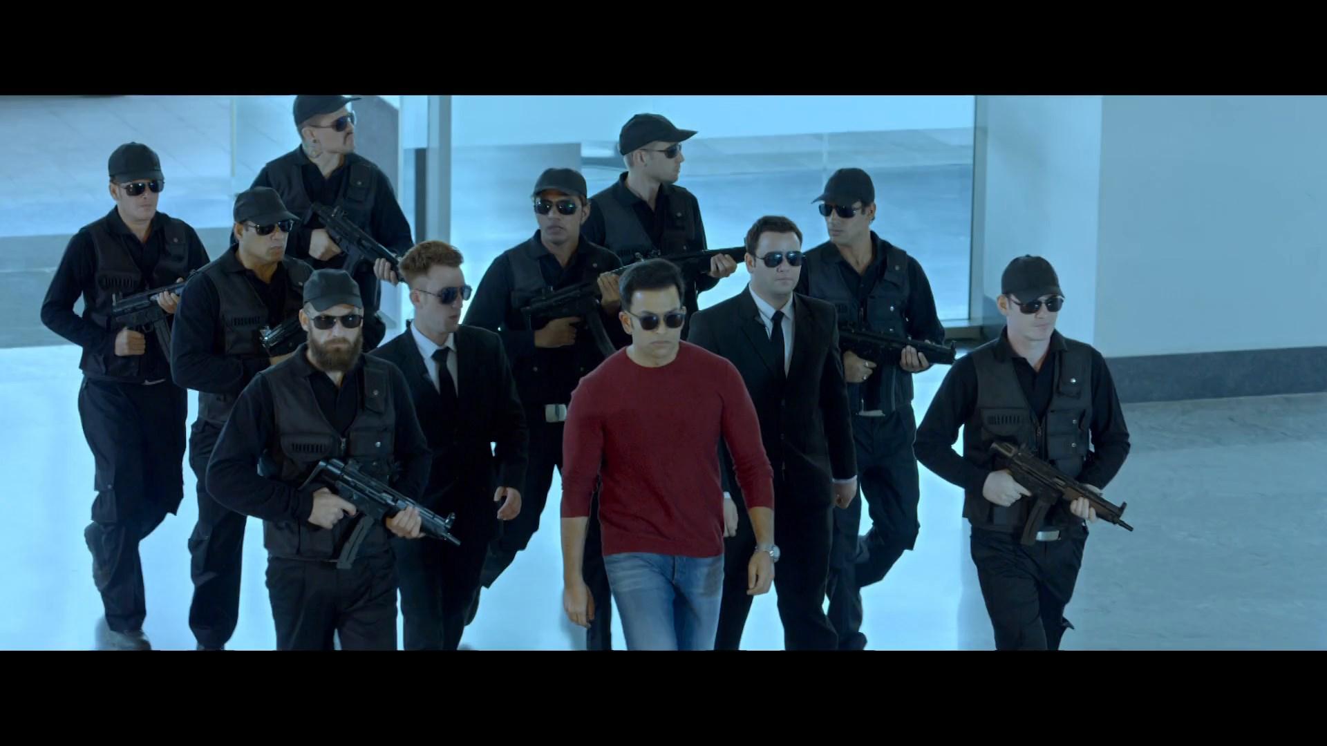Espia por Venganza (2017) 1080p WEB-DL Latino