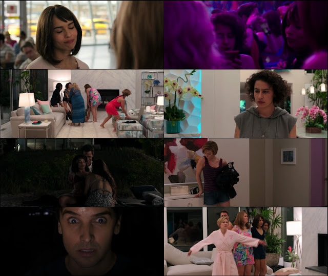 Rough Night 2017 Dual Audio ORG 1080p BluRay