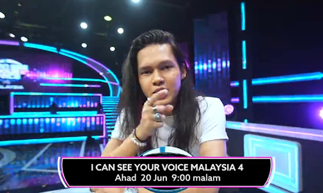 LIVE I Can See Your Voice Malaysia 4 Minggu 6 (13.6.2021)