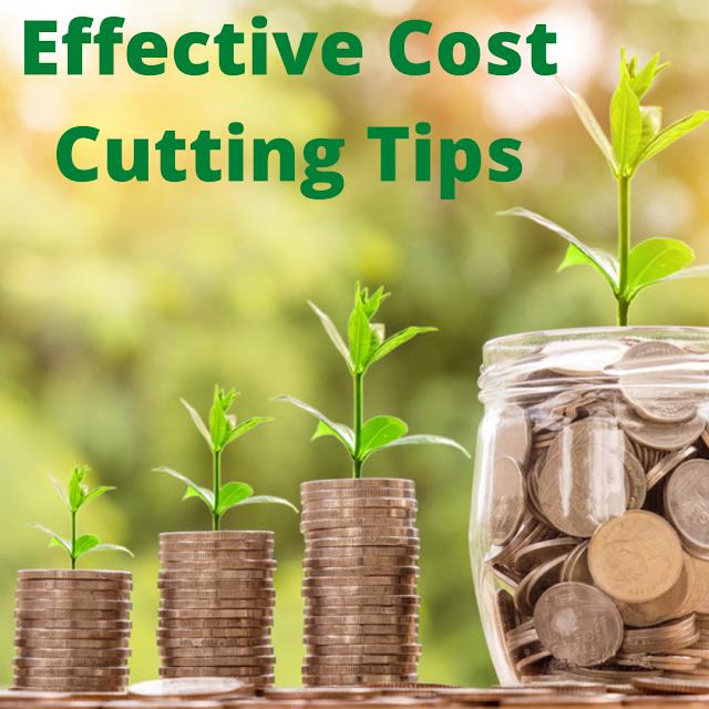 effective ways to save money