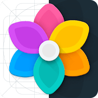 download flora material icon pack