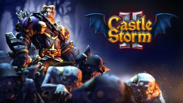 CastleStorm II v1.1.0.0 NSP XCI NSZ For Nintendo Switch