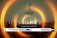Η Ντιναμό Τιφλίδας είναι η αντίπαλος του ΠΑΟΚ στα play off του Europa League