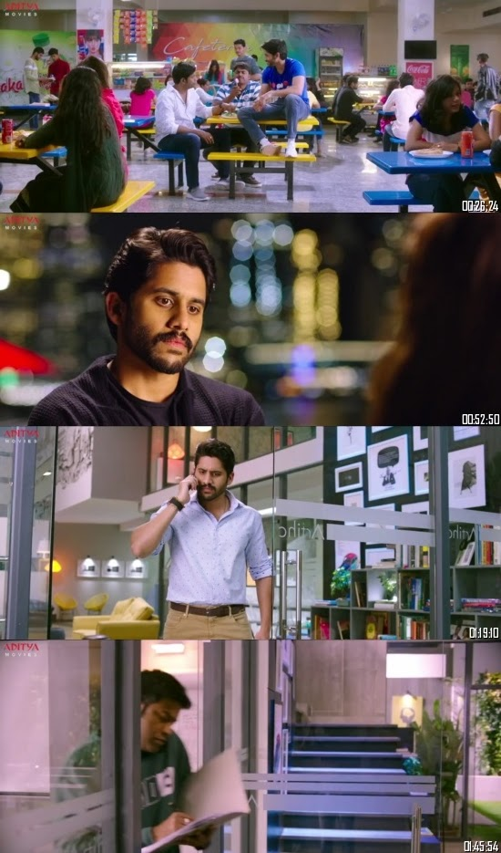 Savyasachi 2019 Hindi Dubbed 480p HDRip 350MB Desirehub
