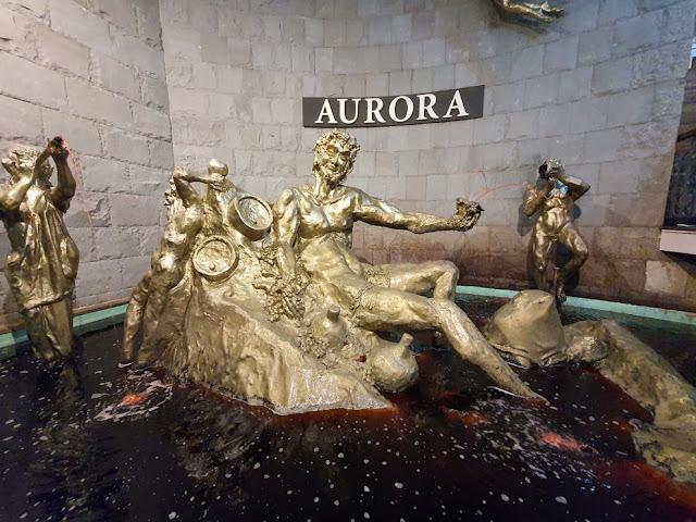 Vinícola Aurora em Bento Gonçalves
