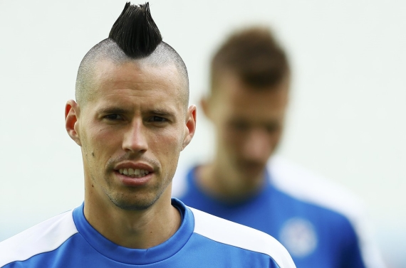 Marek Hamsik squashes rumours that claim he is set to join Bayern Munich.