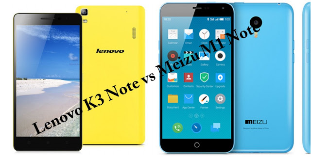 Lenovo-K3-Note-V/S-Meizu-M1-Note-Tutorial