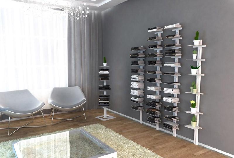 mini libreria AMBROGIO di Studio T