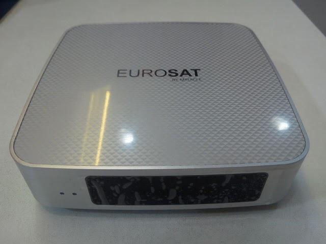 EUROSAT HD PRATA NOVA ATUALIZAÇÃO V1.90 - 09/03/2021