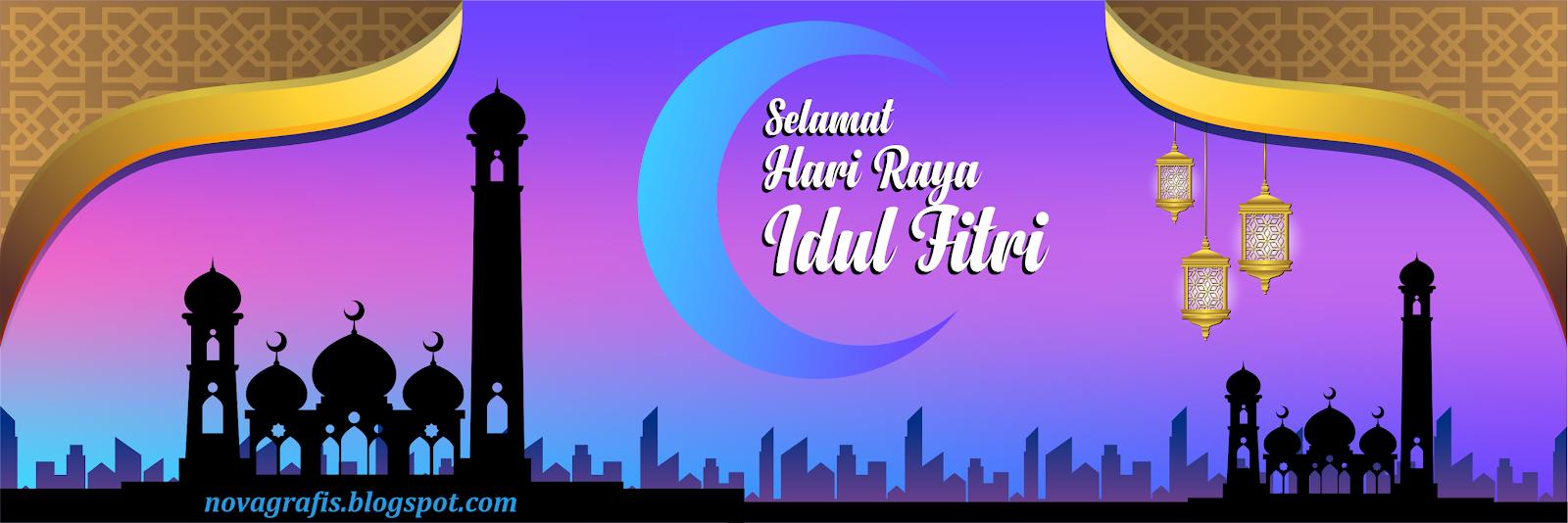 Ucapan Hari Raya Idul Fitri 2019 Cdr