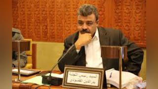 رئيس لجنة مكافحة الفساد بالبرلمان بدر الدين القمودي