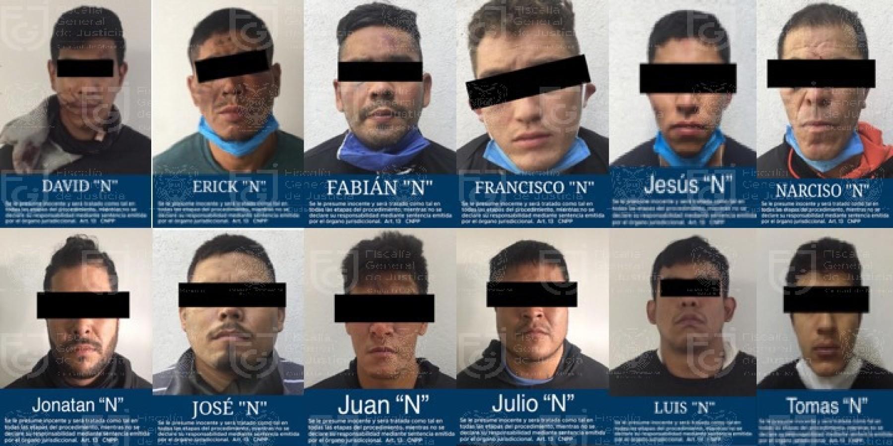 Tras atentado contra García Harfuch, UIF ordena suspender cuentas de implicados y de sus familiares; los detenidos declararon haber recibido un pago de 100 mil pesos