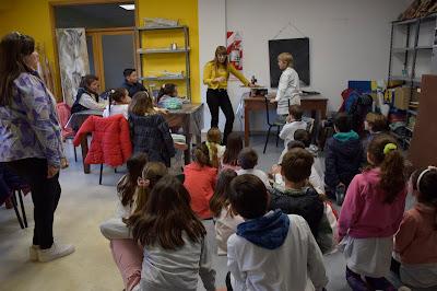 Fiesta de la Lectura en San Cayetano